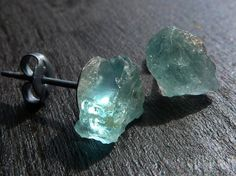 I love raw stones!