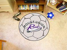 University of Mount Union Soccer Ball