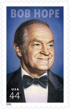 Bob Hope | Stamp Issue | USA Philatelic