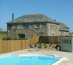 Mesmear - The Mill at Baby Friendly Boltholes Family Holiday, Swimming Pools, Luxury Cottages, Mansions, House Styles, Cornwall, Children, Baby, Home Decor