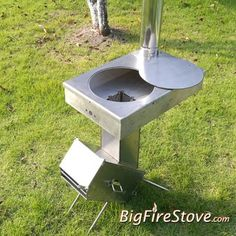 Discover thousands of images about stainless steel Big fire rocket stove portable wood stove