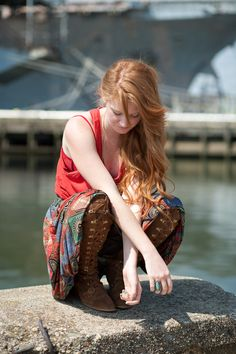 How We Wear The Johnny Tall Boot  http://blog.freepeople.com/2012/08/wear-johnny-tall-boot/
