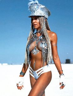 Best Picture For edm Festival Ou Festival Looks, Festival Mode, Festival Wear, Festival Fashion, Festival Style, Edm Festival, Burning Man Fashion, Burning Man Outfits, Rave Outfits