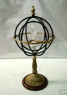 Globe HourGlass