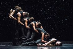 Ballet British Columbia's triple bill. A hard-hitting programme by three female choreographers – Emily Molnar, Crystal Pite and Sharon Eyal – that offers a particularly meaningful consideration on themes of human relations, society and passing of time.