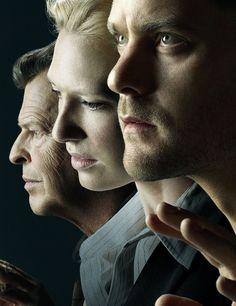 Walter, Olivia & Peter | Fringe Cast