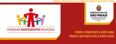 Relevância 1 -  Propaganda Conselho Participativo Municipal ineficiência linguagem