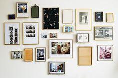 Ideia para decorar a parede.
