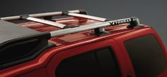 Genuine OEM Nissan 999R1-KX100 Xterra Roof Rack Crossbars Set Genuine OEM Nissan part. Fits 2011-2013 Nissan Xterra. Crossbar kit comes with 2 bars.  #Nissan #Automotive_Parts_and_Accessories