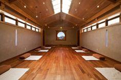 Resultado de imagen de wood yoga studio