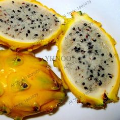 100pcs/bag Sweet Dragon Fruit, Pitaya seeds, Very Delicious fruit seeds for home garden planting