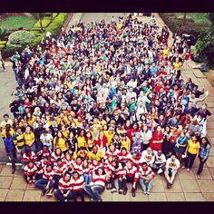 #AIESEC ابحث عن فضولي ههه Photo by aishabulushi • Instagram