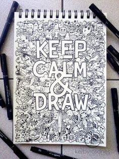 Sketchy Stories | Don't Panic Magazine | Arts