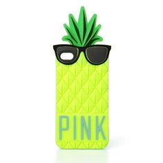 Victoria's Secret Pineapple iPhone® Case ($25) ❤ liked on Polyvore