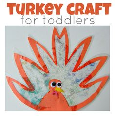 Thanksgiving craft for preschool