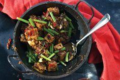 Black Pepper Tofu | SAVEUR