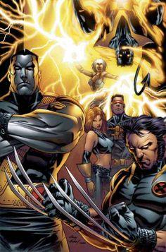 Ultimate X-Men by Andy Kubert