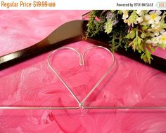 SALE 20% OFF Bridal Dress Hangers Wedding by OriginalBridalHanger  $15.99 On Sale  Click on photo to BUY NOW!  Are you a bride whom has found the perfect wedding dress? It deserves to have a lovely wedding hanger to hold it until your special day. #originalbridalhanger has a variety of hangers to choose from.  Click here: originalbridalhanger.etsy.com to see more!