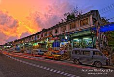 Tanah Rata Town, Cameron Highland by Super Cab Driver, via Flickr