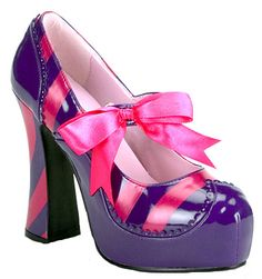 Cheshire Cat Shoes!