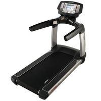 Life Fitness Platinum Club Series Treadmill, Engage Console