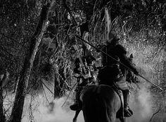 "Toshiro Mifune : ""Kumonosujô - dir. Akira Kurosawa Throne of Blood """