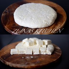 Zeina, Milk And Cheese, India Food, Halloumi, How To Make Cheese, Palak Paneer, Asian Recipes, Food And Drink, Healthy Eating