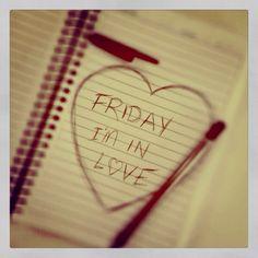 We <3 Friday