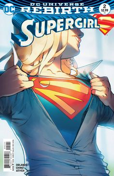 """""""REIGN OF THE CYBORG SUPERMEN"""" part two! Supergirl battles Cyborg Superman in the Fortress of Solitude-and there can be only one winner! But even a temporary victory can spell certain doom for Kara an"""