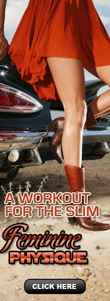 Visual impact for women. The best workouts for a slim feminine physique