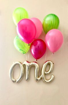 One Script Balloon~One in a Melon~One Balloon~First Birthday~First BirthdayParty~Cake Smash Prop~One in a Melon Party Decor~Watermelon Party - Decoration For Home First Birthday Party Themes, 1st Birthday Decorations, First Birthday Cakes, Girl First Birthday, Birthday Ideas, Baby Birthday, Grand Marnier, Watermelon Birthday Parties, Watermelon Party Decorations