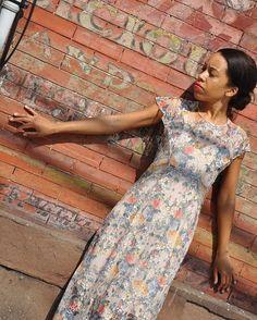 NWT ZARA Nude Dress with Lace and Frill Size L Ref.2491/723 #ZARA #BohoChic #Casual
