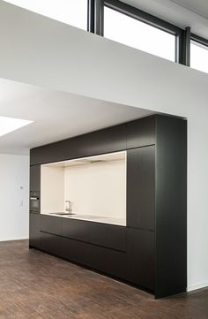 Linea Quattro-Arca Kompakte Küche-Design modern-Küchenblock ... | {Küchenblock modern 96}