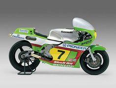 Kawasaki KR500