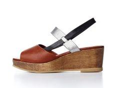 Kinta Platform Sandal by Rachel Comey