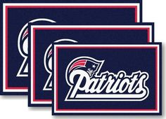 Use the code PINFIVE to receive an additional 5% discount off the price of the  New England Patriots NFL Area Rugs at sportsfansplus.com