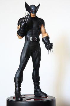 X-Force Wolverine   Statue   Bowen Designs Marvel Comics