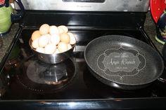 Dehydrating Eggs