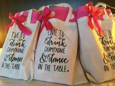 Guest Favors Bachelorette Party - Hotel Decorations - Lingerie Shower - Bachelorette Weekend