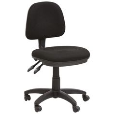 Chester Chair Black   --  I need a good office chair as my current one is falling apart. BUT I also need the mat to stop our floors from scratching.