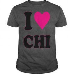Cool I Heart Chicago TShirts Shirts & Tees