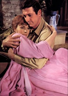 Julie Andrews, Rock Hudson («Darling Lili» dir. Blake Edwards / 1970)