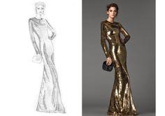 Paillette _ Dolce&Gabbana