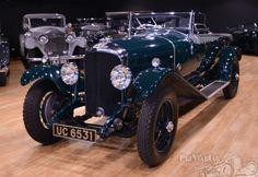 Bentley 4 1/2 Litre Vanden Plas Type Tourer 1928 for sale