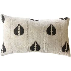 One Vintage Mudcloth Cream Beige & Chocolate Woven Bohemian Shell... ($35) ❤ liked on Polyvore featuring home, home decor, throw pillows, decorative pillows, home & living, home décor, silver, beige throw pillows, dark brown throw pillows and chocolate brown throw pillows
