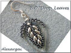 BO Drop Leaves  Nouvelles BO, toujours avec des Super Duos...   Pdf de 6 pages avec photos et descriptif.