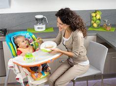 Produkty pomocne przy karmieniu dziecka od Chicco