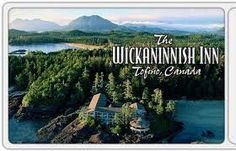 Wickaninnish Inn in Torfino, BC amazing amazing amazing, What a spot, wonderful food and days lazing on the beach