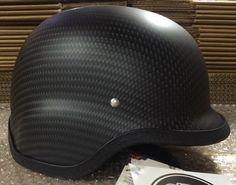 Military style motorcycle helmet