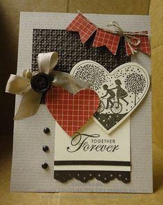 Darling Together Forever Card...
